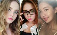 4 giáo viên xinh đẹp