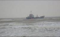 Thanh Hóa: 10 thuyền viên bị mất liên lạc trên biển