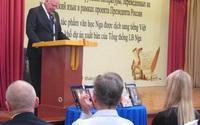 Thêm 4 đầu sách văn học Nga nổi tiếng được dịch sang tiếng Việt