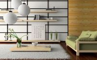 Học người Nhật trang trí phòng khách vừa đẹp vừa gọn gàng đến bất ngờ