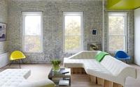 Căn hộ nhỏ nhưng tuyệt đẹp nhờ thiết kế thiết kế nội thất thông minh