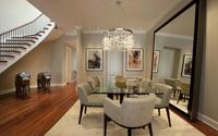 Muốn có một phòng ăn phong cách, bạn không thể thiếu thảm trải sàn