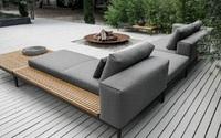 8 mẫu ghế sofa ngoài trời rất tiện nghi và đẹp mắt