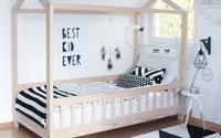 Giường gác mái - món nội thất dành không thể thiếu trong phòng ngủ của con yêu