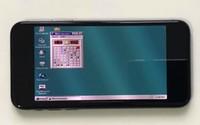 iPhone X chạy được cả hệ điều hành Windows 95