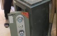 Nhân viên cũ mở két sắt quán cà phê trộm gần 150 triệu đồng