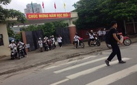 Hà Nội: Có không chuyện giáo viên Trường Lương Thế Vinh hà khắc với học sinh?