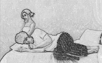 Vì sao đàn ông 'no yêu, đói ngủ'