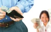 Chồng càng nộp nhiều lương cho vợ, gia đình càng hạnh phúc