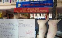 Cảnh cáo giáo viên dùng thước đánh học sinh