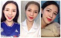 Nữ sinh ngành Dược xinh đẹp