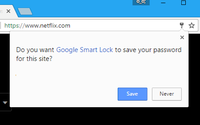 Tắt yêu cầu lưu mật khẩu trên các trình duyệt web