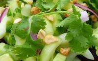 Salad dưa chuột kiểu Thái