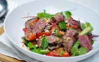 Salad bò kiểu Thái