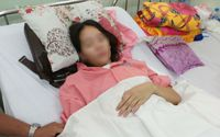 Bác sĩ cho thai phụ ngưng tim, cứu 2 mẹ con thoát chết