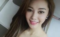 Bạn gái quyến rũ sexy của Lâm Vinh Hải bất ngờ gầy gò, xuống sắc?