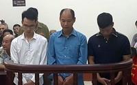 Bố con hành hung thương binh ở Hà Nội lĩnh 42 tháng tù