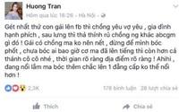 """Vợ trẻ đăng đàn cảnh cáo người thứ 3, và đây là phản ứng của Việt Anh """"Người phán xử"""""""