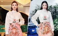 Mỹ nhân Việt đụng hàng váy áo: Ai đẹp hơn?