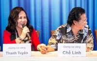Thanh Tuyền: 'Vợ Chế Linh nhờ tôi trông chừng chồng khi đi diễn'