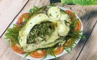Lạ miệng món cá trắm hấp ngải cứu
