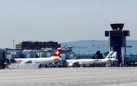 Bé gái Thụy Sĩ 7 tuổi một mình trốn vé lên máy bay