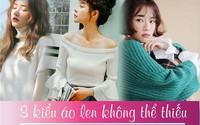 Đánh bật nhiều kiểu áo len khác, 3 mẫu áo len này đang thống trị mùa đông!