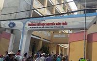 Trường tiểu học phải trả lại 250 triệu đồng thu trái tuyến