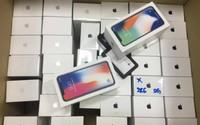 Giá iPhone X 'nhảy múa' trong ngày đầu ở Việt Nam