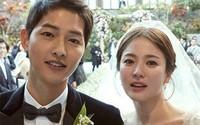 Đây chính là những sản phẩm cô dâu Song Hye Kyo đã làm đẹp trong ngày cưới