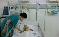 TP HCM: Hồi sinh cụ ông đã tắt thở