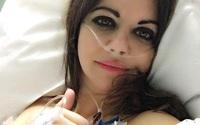 Mới 35 tuổi, bà mẹ 2 con xinh đẹp phải chiến đấu với những cơn hành hạ trong giai đoạn cuối của bệnh ung thư