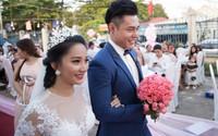 Mối tình 7 năm đầy sóng gió của quán quân Cười xuyên Việt và vợ 9X