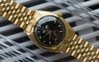 Đồng hồ vua Bảo Đại 5 triệu USD: Chiếc Rolex đắt vô địch