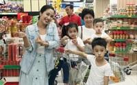 Ốc Thanh Vân nói không với nitrite trong khẩu phần của các con