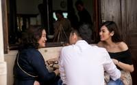 Noo Phước Thịnh dẫn Á hậu Tú Anh về thăm quê ngoại