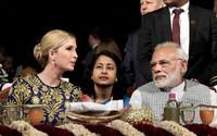 Xôn xao nghi thức tiếp đón đặc biệt ái nữ nhà Trump tại Ấn Độ