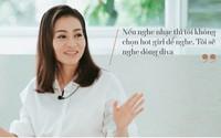 Thu Minh: 'Xin lỗi, tôi chưa thể gọi Chi Pu là ca sĩ'