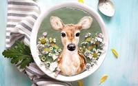 Ý tưởng trang trí ly sinh tố 'đẹp tới nỗi không nỡ uống'