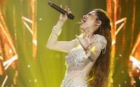 Hồ Ngọc Hà được vỗ tay không ngớt vì giọng hát ngày càng 'khủng'