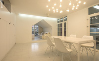 Căn hộ 65m² tuyền màu trắng do chàng KTS 8x thiết kế cho chính gia đình mình ở Hà Nội