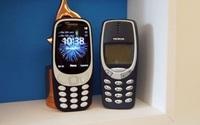So sánh Nokia 3310 năm 2017 và năm 2000