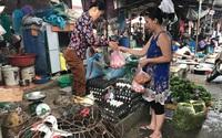 Khu chợ ở Hà Nội hai đầu hai mức giá khác nhau