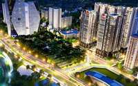 Sôi động bất động sản trục đường Lê Văn Lương