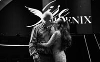 Chồng Tây trao nụ hôn ngọt ngào, mừng Thu Minh trong liveshow 25 năm