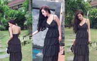 3 kiểu váy maxi