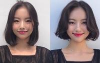 Trung thành với tóc ngắn, vì tóc ngắn vừa trẻ lại vừa có nhiều kiểu để thay đổi thế này cơ mà