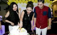 Từng không chịu nhận mẹ, nay hai con rạng ngời đến chúc mừng sinh nhật danh hài Lê Giang