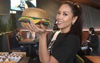 Nguyễn Thị Loan gây ấn tượng mạnh tại Hoa hậu Hoàn vũ bởi hành động này