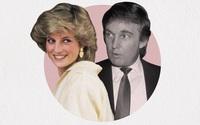 Tổng thống Mỹ Donald Trump ngày nhớ đêm mong công nương Diana?